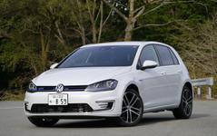 【VW ゴルフ GTE 試乗】EV、時々ゴルフ、時々「GTI」…中村孝仁 画像
