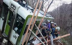 鉄道路線の災害運休区間、山田線不通で50km増…2015年12月末 画像