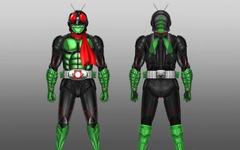 映画『仮面ライダー1号』公開決定、新デザインも解禁 画像