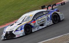 【東京オートサロン16】トムス、SUPER GT車両の「RC F」を展示…平川亮のトークショーも 画像