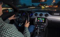 【CES16】フォード、SYNC 3を改良…CarPlayとAndroid Autoに対応 画像