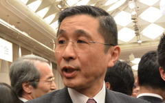日産西川副会長、2016年抱負「中期目標の達成に尽きる。次の成長の土台を」 画像