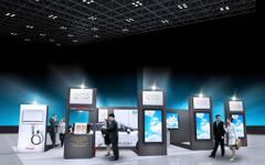 【CES16】ホンダ、水素社会に向けたエネルギーマネジメント技術を紹介 画像