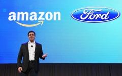 【CES16】フォード、アマゾンと提携…車を音声で遠隔操作 画像