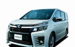 トヨタ ノア / ヴォクシー / エスクァイア 改良…エアロ仕様追加、「セーフティセンスC」設定も 画像