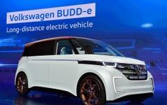 【CES16】VWのマイクロバス、EVで復活…最大600km走れる「BUDD-e」 画像