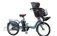 ブリヂストンサイクル、幼児2人同乗自転車「アンジェリーノ」2016年モデルを発表 画像