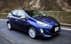 新車登録台数、首位トヨタが17.5%増と好調…12月ブランド別 画像