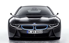【CES16】BMW i8 に「ミラーレス」、カメラで安全確認 画像