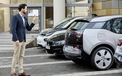 【CES16】BMW、ジェスチャーで自動駐車を可能に 画像
