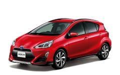 新車登録ランキング、アクア がV3達成…2015年車名別 画像