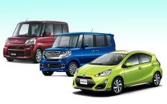 新車販売総合、アクア が2年ぶりのトップ…2015年車名別 画像
