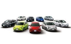 新車販売総合、プリウス&アクア 1年6か月ぶりのトップ2…12月車名別 画像