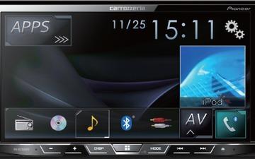パイオニア、タッチパネルディスプレイ搭載のオーディオ2機種を発売 画像