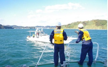 GW期間中、プレジャーボートなど53隻が事故…海上保安庁 画像