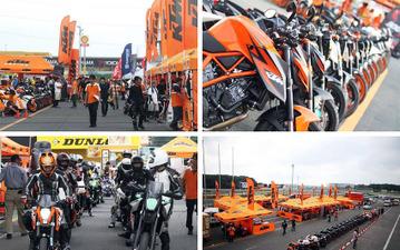 KTM、ストリートユーザー向けファンイベントを筑波で開催…7月17日 画像