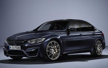 BMW M3 に30周年記念車…450馬力に強化 画像