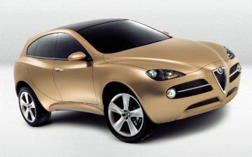 アルファロメオ、2012年に米国投入…ブランド初のSUVも 画像