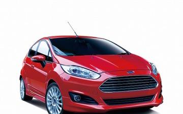 フォード フィエスタ、本革スポーツシート採用の特別仕様…限定130台 画像