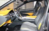 【東京モーターショー13】レクサス LF-NX…黒と黄色のインテリアの理由 画像