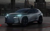 レクサスの小型SUVコンセプト、LF-NX …スポーツ志向のターボ登場[動画] 画像