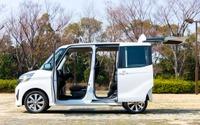 【三菱 eKスペース 発売】ユーティリティ満載のモアスペース軽 最新モデル、ファミリーでの使い勝手は? 画像