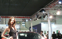 【東京モーターショー05】アルファロメオ 159、優雅さの3連ランプ 画像