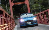 【フォード フィエスタ 1200km試乗】長距離ドライブで光る高速ツアラーとしての資質…井元康一郎 画像