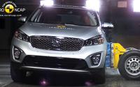 【ユーロNCAP】キアの主力SUV、ソレント 新型…最高評価の5つ星 画像
