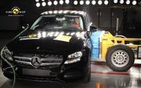 【ユーロNCAP】メルセデス Cクラス 新型、最も安全なラージファミリーカーに認定 画像