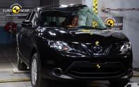 【ユーロNCAP】日産 キャシュカイ 新型、最も安全性の高い小型ファミリーカーに 画像
