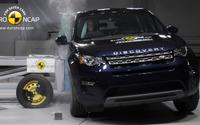 【ユーロNCAP】ランドローバー ディスカバリー スポーツ、最高の安全性を備えたスモールオフロード4×4に 画像