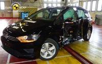 【ユーロNCAP】VW ゴルフ スポーツバン 新型、「最も安全性の高い小型MPV」に 画像