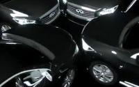 インフィニティ 車がパフォーマー…音と映像の不思議な世界[動画] 画像
