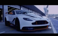 アストンマーティン ヴァンテージ GT3、レーシングカーの血統[動画] 画像