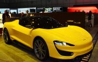 【ジュネーブモーターショー15】PHVの軽量スポーツカー提案…マグナ・インターナショナル 画像