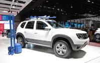 【ジュネーブモーターショー15】ダチアのSUV、ダスター…4WDに1.2ターボ新登場 画像