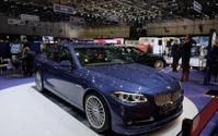 【ジュネーブモーターショー15】BMW アルピナ に創立50周年記念車、「エディション50」…600psに強化 画像