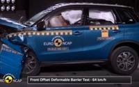 【ユーロNCAP】スズキ ビターラ 新型、最高評価の安全性[動画] 画像