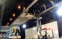 高速通行止め時間ワーストランキング、トップは関門トンネルの1440時間 画像