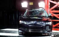 【ユーロNCAP】シュコダ の最上級車、スペルブ 新型が最高評価の5つ星 画像