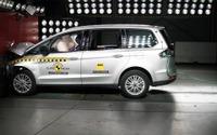 【ユーロNCAP】フォード の欧州ミニバン、ギャラクシー 新型…最高の5つ星 画像