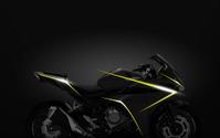 ホンダ CBR500R 新型、米モーターサイクルショー AIMExpo で世界初公開 画像