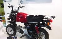 【オートモーティブワールド16】ゴリラ もカートもモーター駆動に…ミツバのコンバートEV提案 画像