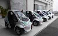 沖縄観光に小型EVシェア、トヨタ友山専務「地域に喜んでいただくのが重要」 画像