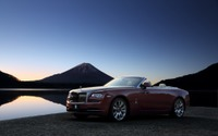 ロールスロイス、超高級オープンカー ドーン の予約受注を開始…3740万円から 画像