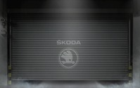 【ジュネーブモーターショー16】シュコダ、謎の新型車を初公開へ 画像
