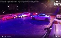 スバル BRZ、ギネス新記録…最小スペースで360度ターン[動画] 画像