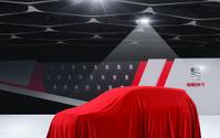 【ジュネーブモーターショー16】セアト、謎の新型車を初公開へ 画像