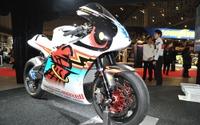 【東京オートサロン16】無限 神電四…世界最速の電動二輪[詳細画像] 画像